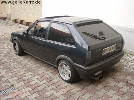 vw polo 86c coupe gt von amoxx tuning community. Black Bedroom Furniture Sets. Home Design Ideas