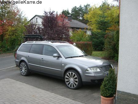 vw passat 3bg v6 tdi 4motion von v6ben tuning community. Black Bedroom Furniture Sets. Home Design Ideas