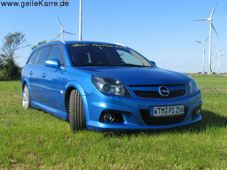 opel vectra c caravan opc von vectra opc tuning. Black Bedroom Furniture Sets. Home Design Ideas