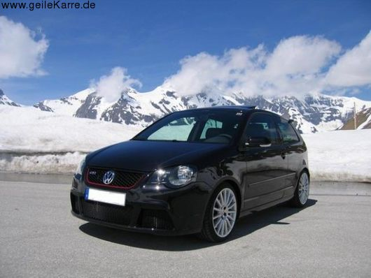 vw polo gti cup edition von vw love tuning community. Black Bedroom Furniture Sets. Home Design Ideas