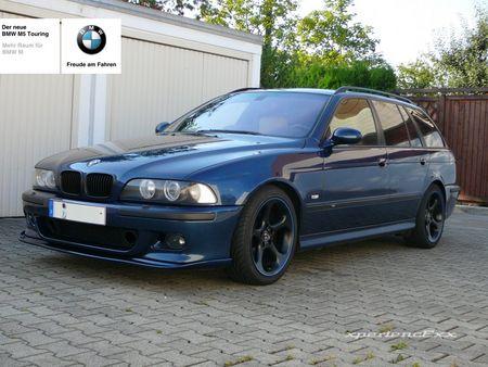 bmw m5 e39 tuning. BMW E39 touring