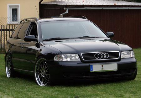 Audi a4 b5 avant tuning tipps