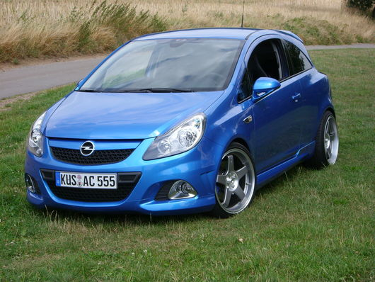 Opel Corsa Opc Tuning. OPEL Corsa OPC