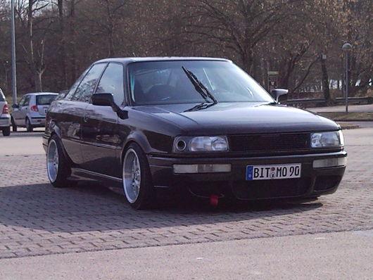 Audi 90. audi 90 20v quattro