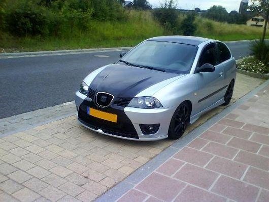 2161540 Seat Ibiza Cupra Tuning