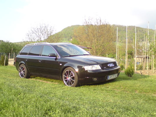 Audi a6 von black dreams tuning community for 2002 audi a6 window problems