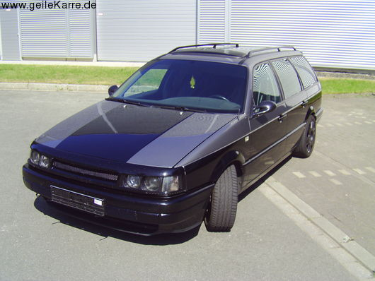 vw passat 35i vr6 kompressor von fatboyxxl tuning. Black Bedroom Furniture Sets. Home Design Ideas