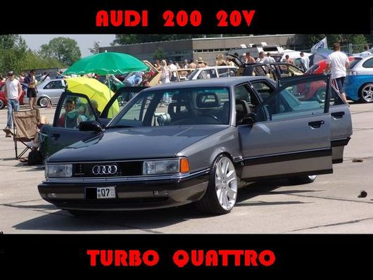 audi 200 20v turbo quattro von kai20 tuning community. Black Bedroom Furniture Sets. Home Design Ideas