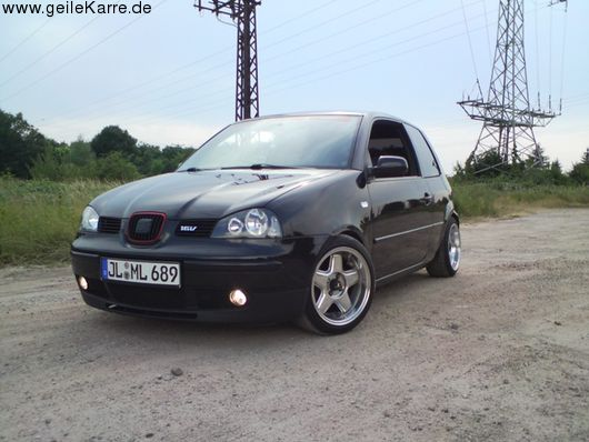 seat arosa 6hs von arosaracer16v tuning community. Black Bedroom Furniture Sets. Home Design Ideas