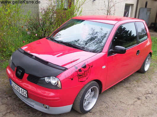 seat arosa 6hs von hardi tuning community. Black Bedroom Furniture Sets. Home Design Ideas