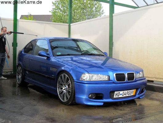 bmw e36 compact von compacto tuning community. Black Bedroom Furniture Sets. Home Design Ideas