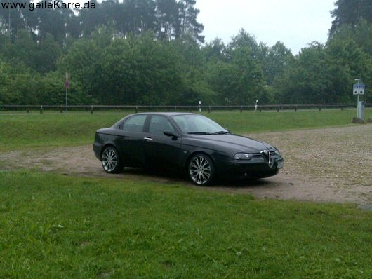 alfa 156 1 6 twin spark von shooting star tuning community. Black Bedroom Furniture Sets. Home Design Ideas