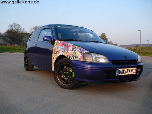 TOYOTA Starlet EP91