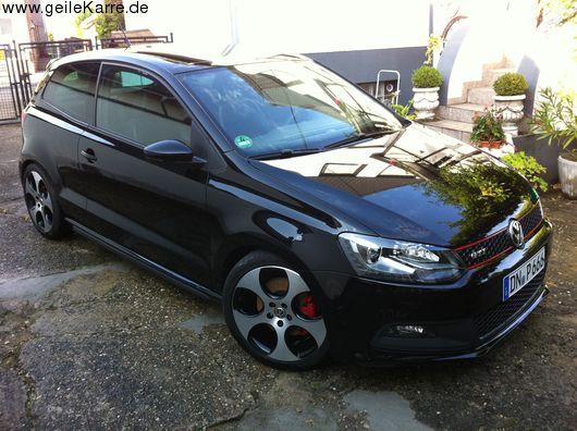 VW Polo 6R GTI von IncredibleFrank Tuning Community geileKarre de