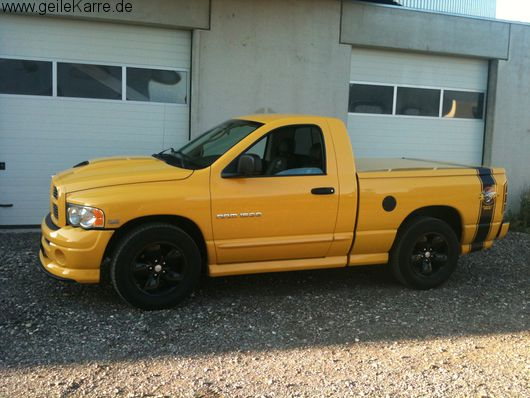 » andere » DODGE RAM 1500 RUMBLE BEE