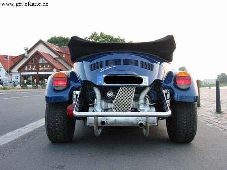 vw k fer cabrio 1303ls eigenbau buggy von bug driver. Black Bedroom Furniture Sets. Home Design Ideas
