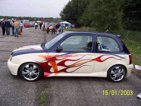Nissan micra tuning teile
