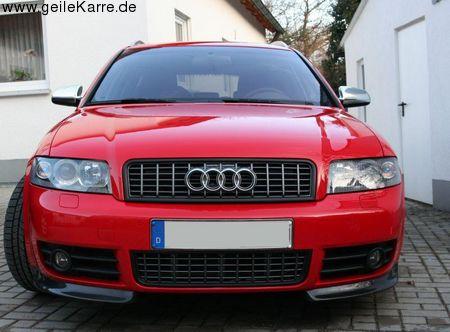 Audi A4 2003 Tuning. AUDI A4 Avant 1.8T quattro
