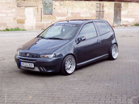 fiat punto 188 von chrompunto tuning community. Black Bedroom Furniture Sets. Home Design Ideas