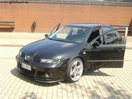 seat leon tdi von seat man tuning community. Black Bedroom Furniture Sets. Home Design Ideas