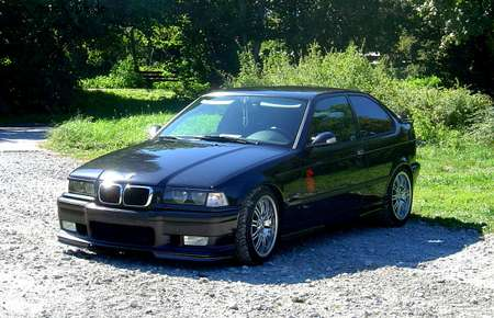 bmw e36 316i compact m43 von furious23 tuning community. Black Bedroom Furniture Sets. Home Design Ideas