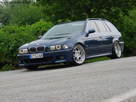 bmw e39 touring von joop 1 tuning community. Black Bedroom Furniture Sets. Home Design Ideas