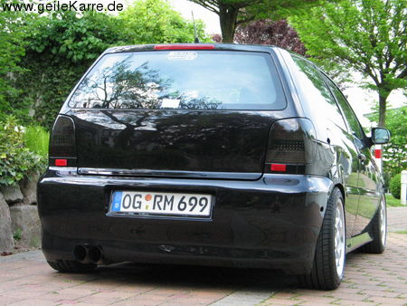 Vw polo 6n2 tuning
