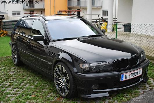 bmw e46 330xi touring m3 look von body2 tuning community. Black Bedroom Furniture Sets. Home Design Ideas