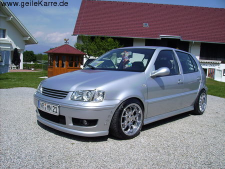 vw polo 6n2 gti von matthias1982 tuning community. Black Bedroom Furniture Sets. Home Design Ideas