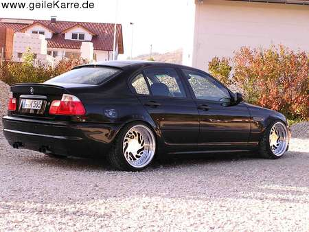 bmw e46 limousine m3 umbau von bmw e46 tuning community. Black Bedroom Furniture Sets. Home Design Ideas