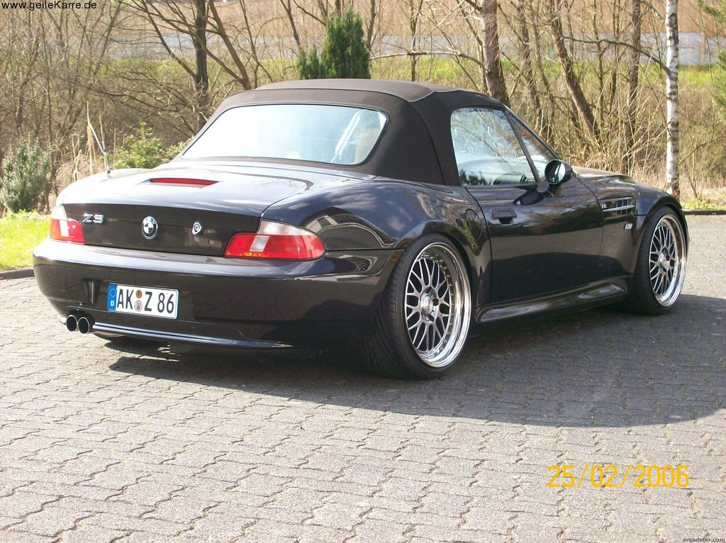 route occasion tuning bmw z3. Black Bedroom Furniture Sets. Home Design Ideas