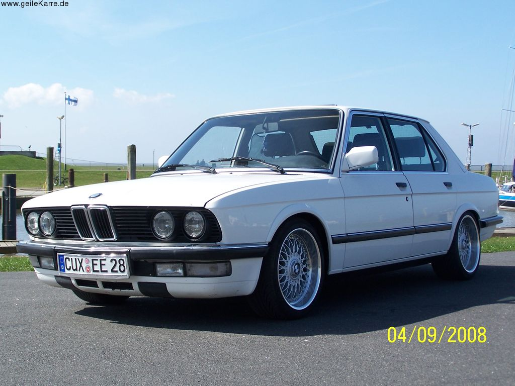 1986 bmw m535i automatic e28 related infomation specifications weili automotive network. Black Bedroom Furniture Sets. Home Design Ideas