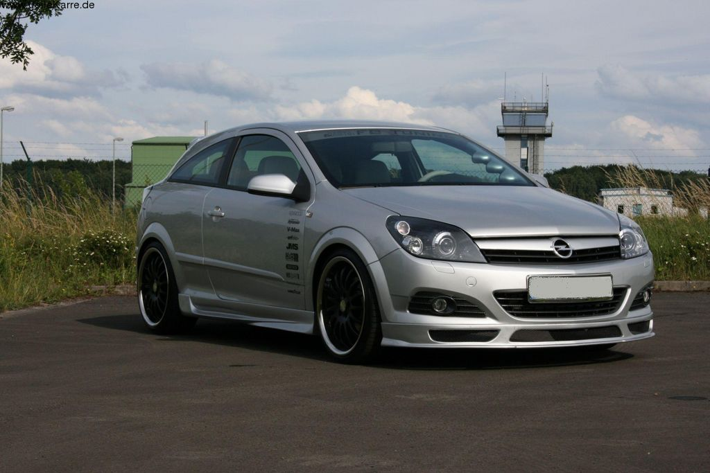 OPEL Astra H GTC Turbo Von Scatschera Tuning  munity GeileKarre De on Jl Audio Car System