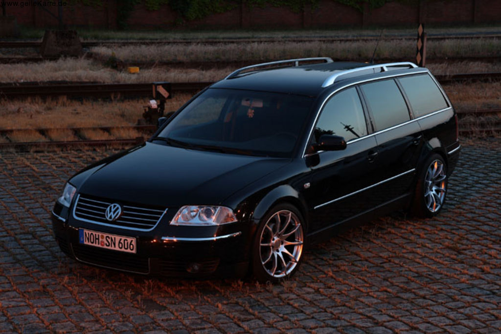 vw passat 3bg variant tdi von vw styler tuning community. Black Bedroom Furniture Sets. Home Design Ideas