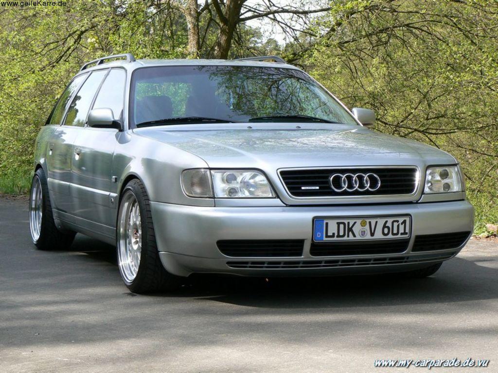 Audi A6 C4 Von S Linec4 Tuning Community Geilekarre De