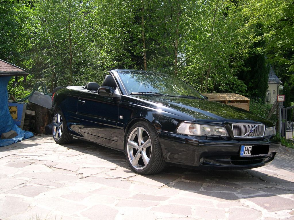 volvo c70 cabrio von c70angel tuning community. Black Bedroom Furniture Sets. Home Design Ideas