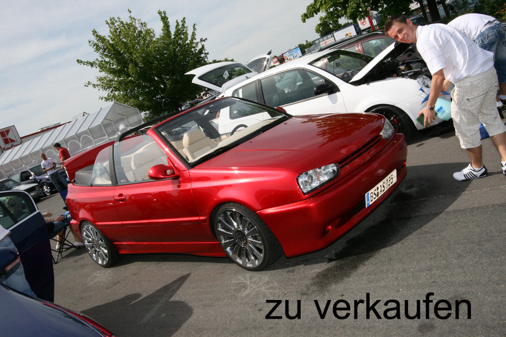 vw golf 3 cabrio von g3cabby tuning community. Black Bedroom Furniture Sets. Home Design Ideas