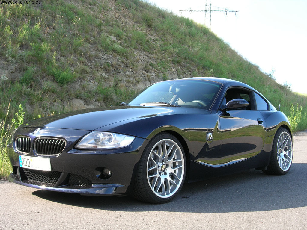 Bmw Z4 Coupe Von Black Steel Tuning Community Geilekarre De