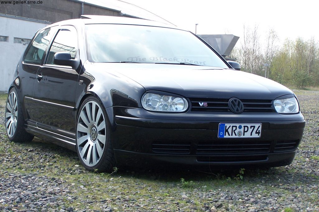 vw golf 4 iv jubi v5 von 2 4 v5 tuning community. Black Bedroom Furniture Sets. Home Design Ideas