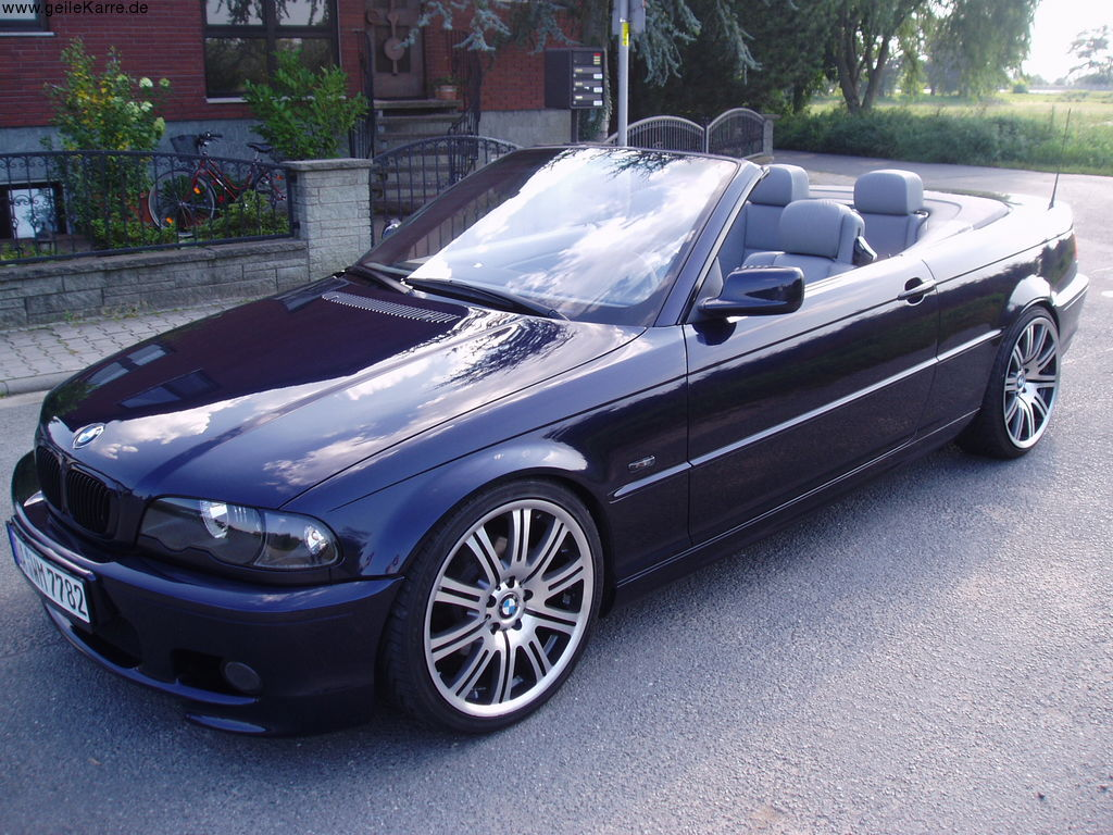 bmw e46 325ci cabrio von xicex tuning community. Black Bedroom Furniture Sets. Home Design Ideas