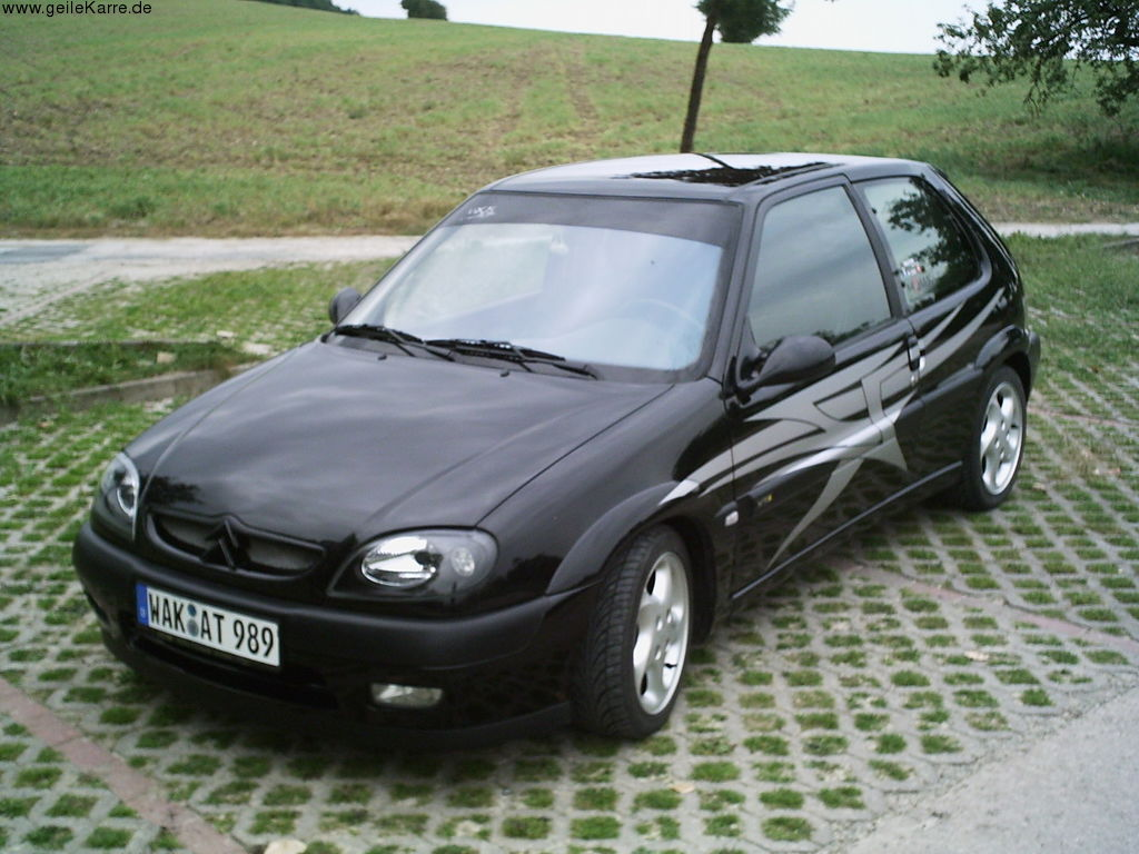 citroen saxo 1 4 vts von racerinblack tuning community. Black Bedroom Furniture Sets. Home Design Ideas