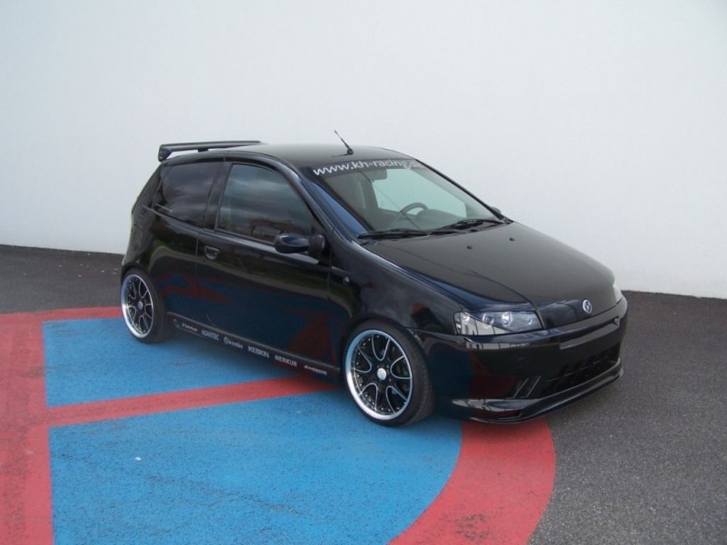 fiat punto 188 von lordcrash tuning community. Black Bedroom Furniture Sets. Home Design Ideas