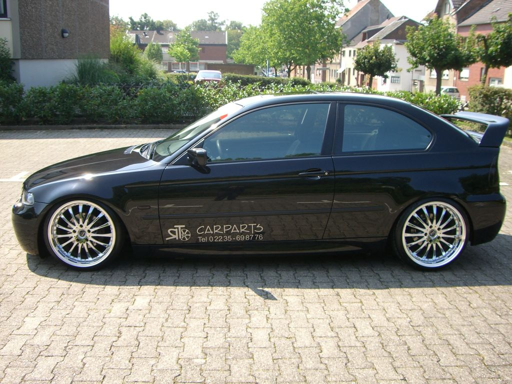 bmw e46 compact von italien style tuning community. Black Bedroom Furniture Sets. Home Design Ideas