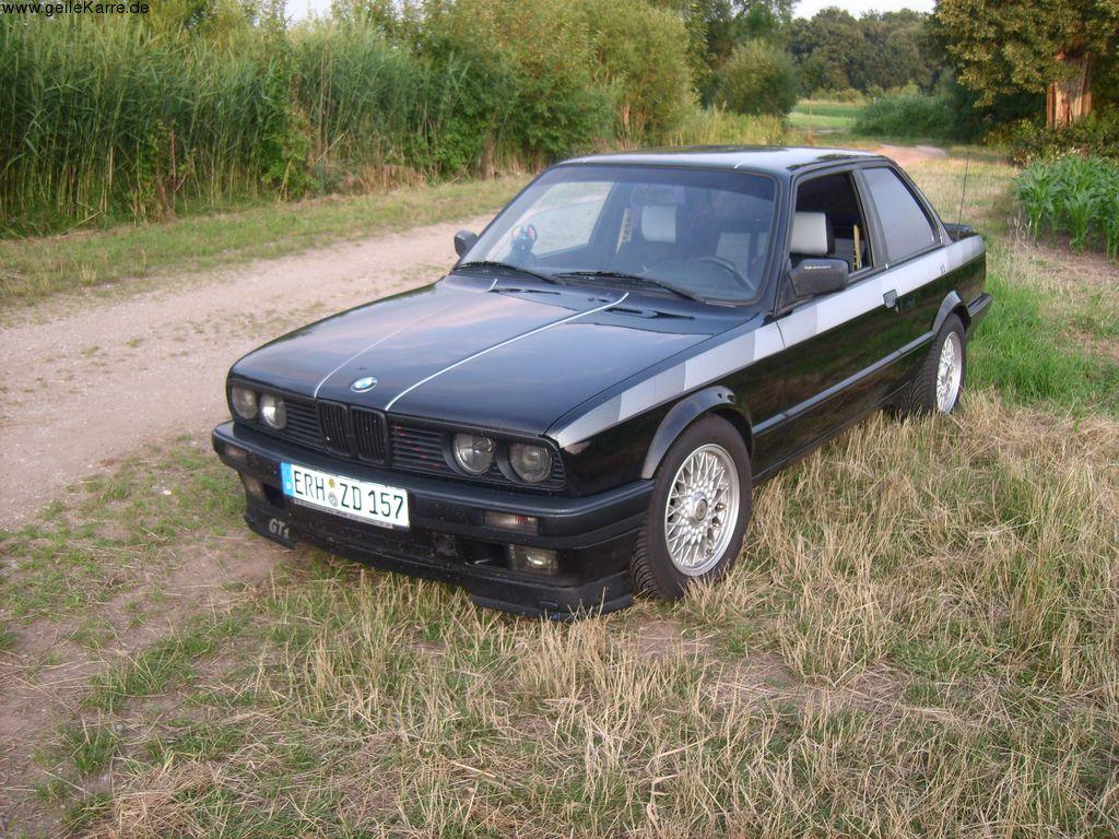 BMW E30 Coupe von Maphercy - Tuning Community geileKarre.de