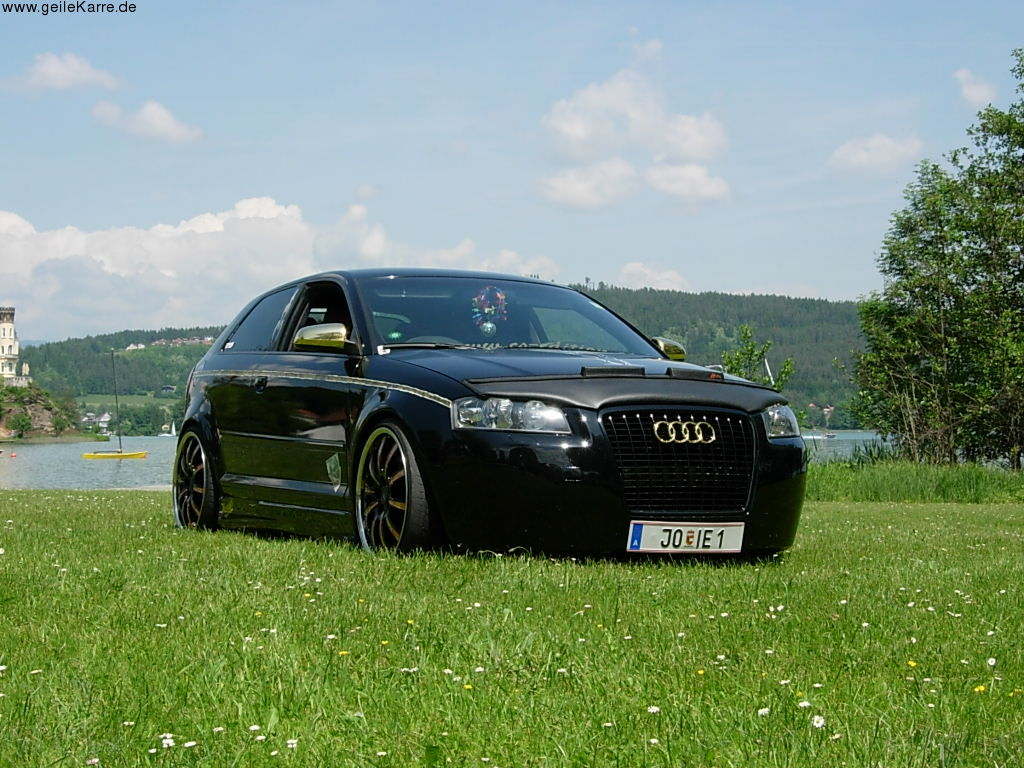 audi a3 8p von audi junior tuning community. Black Bedroom Furniture Sets. Home Design Ideas