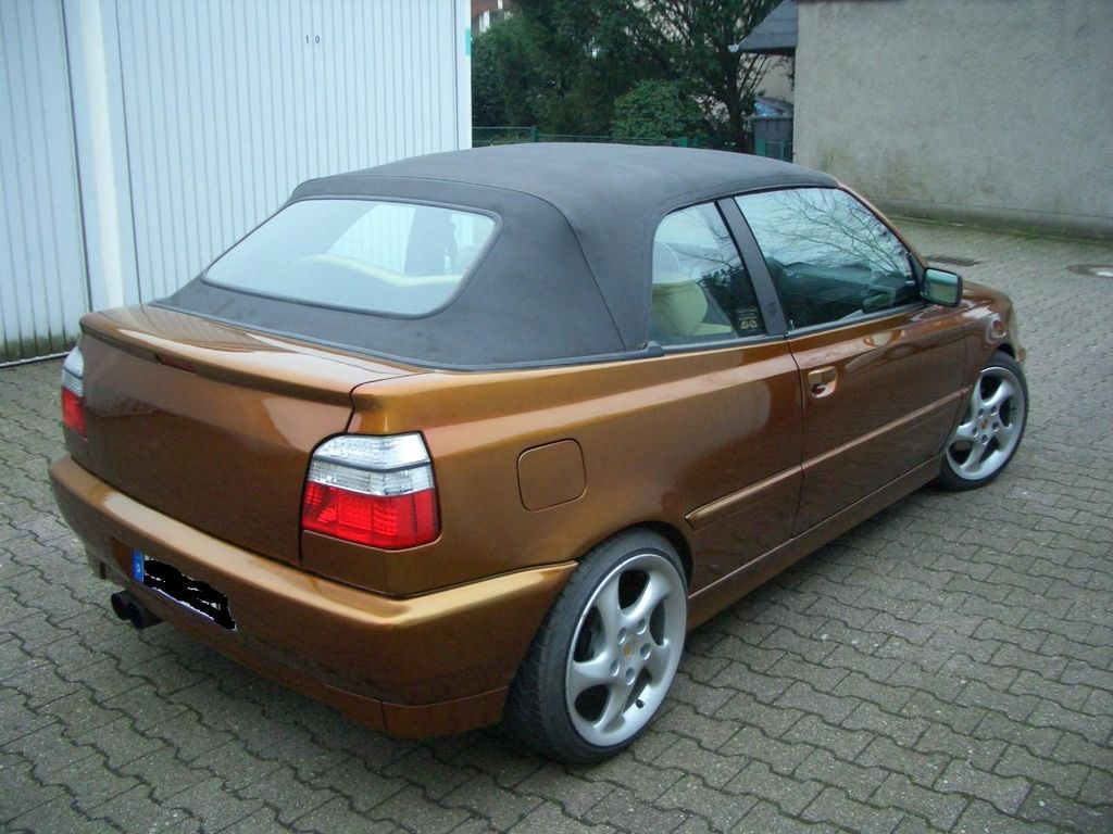 vw golf 3 cabrio von double111770 gizmo tuning. Black Bedroom Furniture Sets. Home Design Ideas