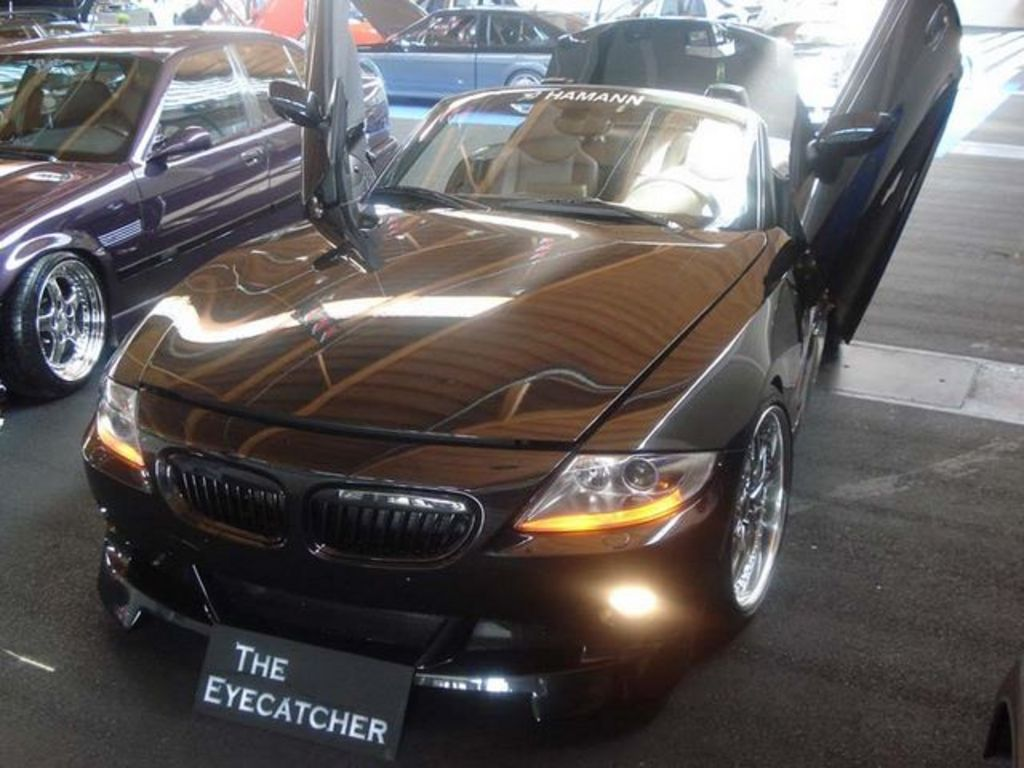 Bmw Z4 E85 Tuning Teile