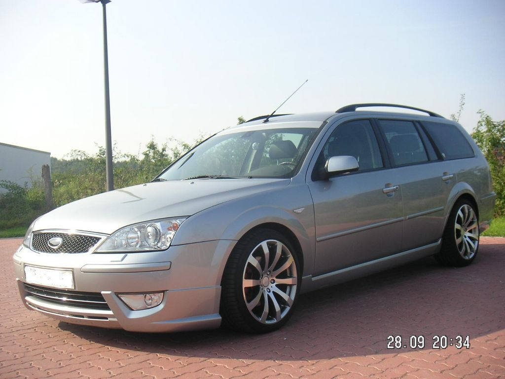 Ford Mondeo Tdci Tuning