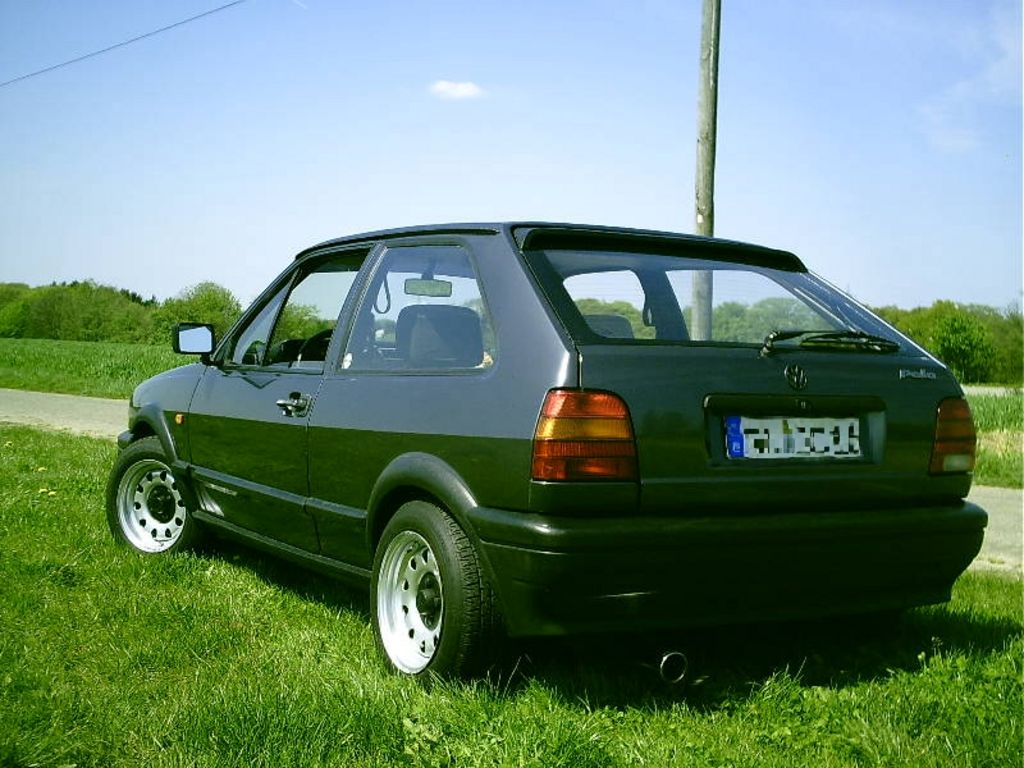vw polo 86c coupe von bettnaesser tuning community. Black Bedroom Furniture Sets. Home Design Ideas