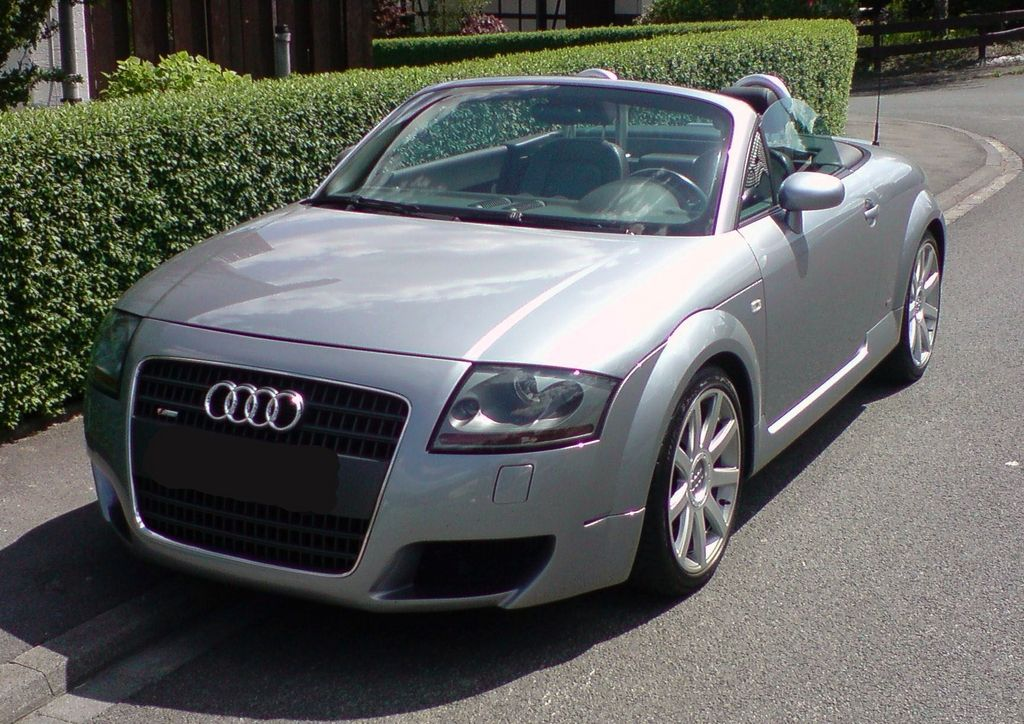 Audi tt 8n roadster von rallinho tuning community for Audi tt 8n interieur tuning